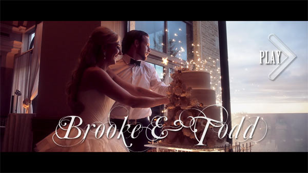 Princess Themed Wedding Video Brooke Amp Todd